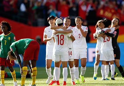 Trung Quốc thưởng kỷ lục cho đội tuyển bóng đá nữ