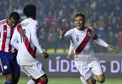 Peru 2-0 Paraguay : Phần thưởng cho bóng đá đẹp