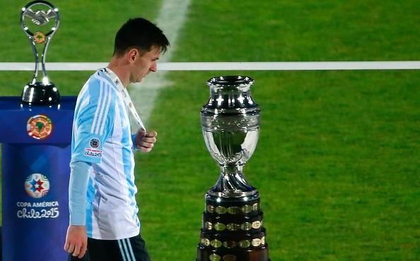 Argentina lần đầu giữ vị trí số 1 thế giới sau 7 năm