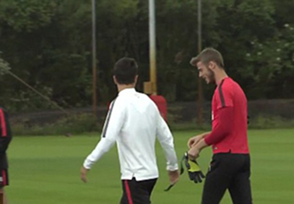 Bản tin tối (8/7): Real mua thủ môn mới, De Gea tuơi cười tập luyện, Man City 'bỏ' Pogba