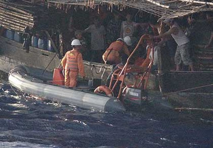 SAR 412 - cứu tinh của ngư dân ở Hoàng Sa