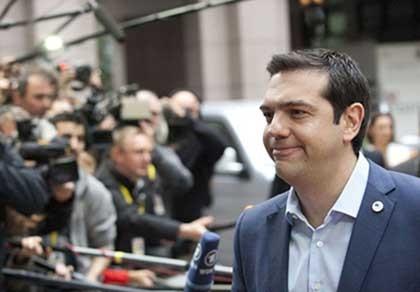 Châu Âu đồng ý cứu nạn Hy Lạp