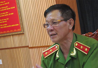 Tướng Phan Văn Vĩnh kể chuyện phá thảm án Bình Phước