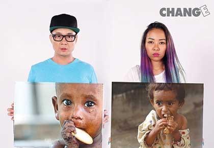 Thay đổi cách sống: Ngừng lãng phí thức ăn