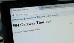 'Chập chờn' dữ liệu nộp thuế