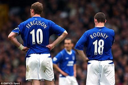 Vì Ferguson, Rooney đồng ý trở lại khoác áo… Everton