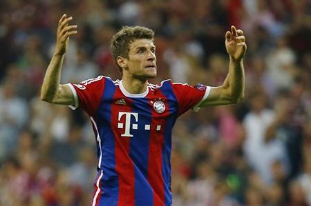 Bayern Munich tuyên bố Muller là vô giá: M.U hết hi vọng!