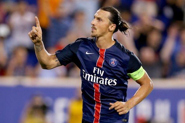 Ibrahimovic nói gì về M.U và HLV Louis Van Gaal