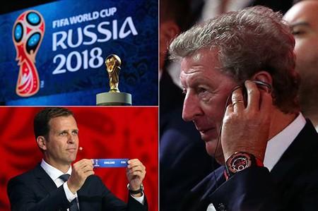 Pháp đụng Hà Lan, Italia gặp Tây Ban Nha tại vòng loại World Cup 2018