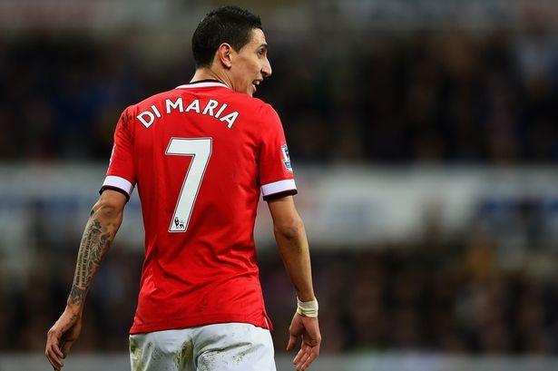 Hé lộ thời gian Di Maria chia tay Man United