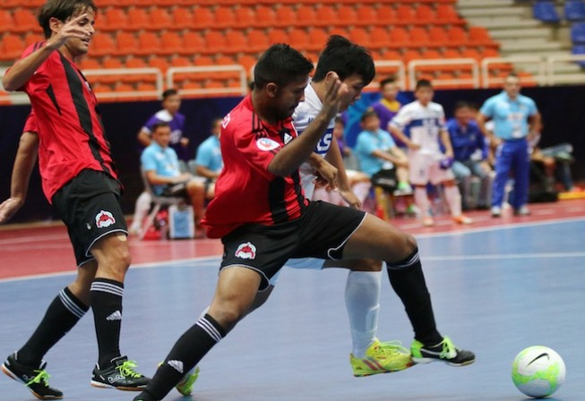 Bán kết Futsal Cúp C1 châu Á, Thái Sơn Nam - Qadsia: Viết tiếp lịch sử