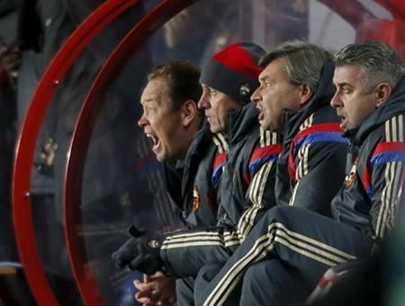 Tuyển Nga chính thức có thầy nội