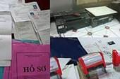 Làm giấy tờ giả để lấy chồng Trung Quốc, ba phụ nữ lãnh án