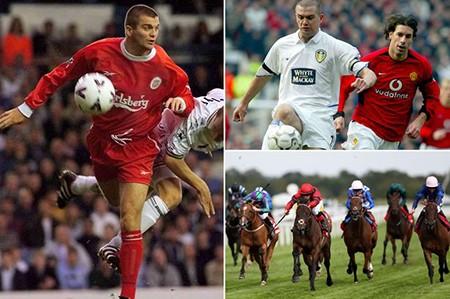 Cựu sao Liverpool và Leed phá sản vì… ngựa
