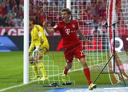 Vụ M.U muốn mua Thomas Muller: Không thể!