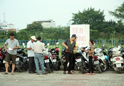Gửi xe ở đâu để xem diễu binh, diễu hành ngày Quốc khánh?