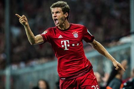 Bayern Munich xác nhận M.U theo đuổi Thomas Muller
