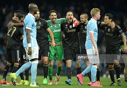 Man City 1-2 Juventus : Bản lĩnh 'lão bà' đánh sập thánh địa Etihah