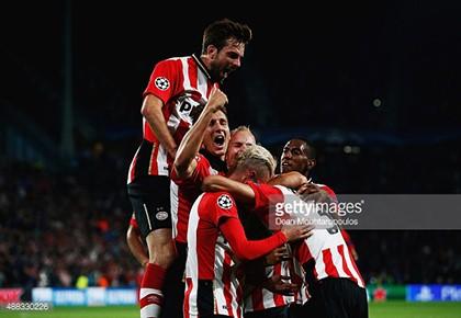 PSV 2-1 M.U: 'Quỷ đỏ' thiệt đơn thiệt kép