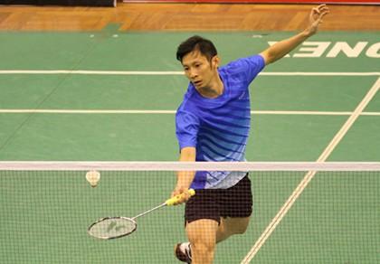 Tiến Minh vào chung kết Giải Sydney International 2015