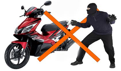 Vừa ra tù lại lập băng nhóm về quê trộm xe máy