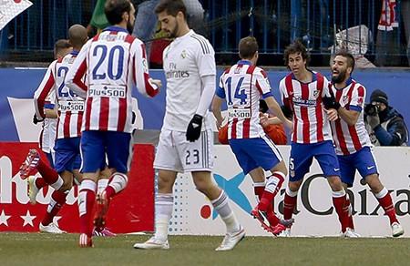 Ác mộng derby thành Madrid của Real