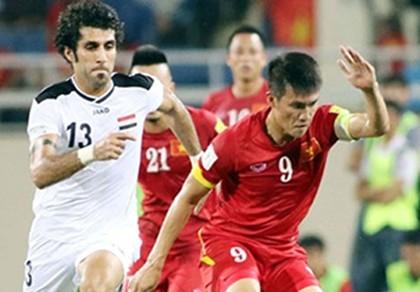 Việt Nam đá với Iraq hay Thái Lan thì 'dễ thở' hơn?