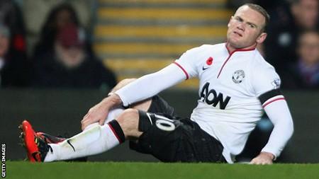 Beckham khuyên gì để giúp Rooney lấy lại phong độ?