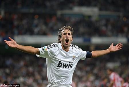 'Chúa nhẫn' Raul chính thức tuyên bố giải nghệ