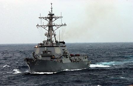 Mỹ đang thách thức Trung Quốc ở biển Đông