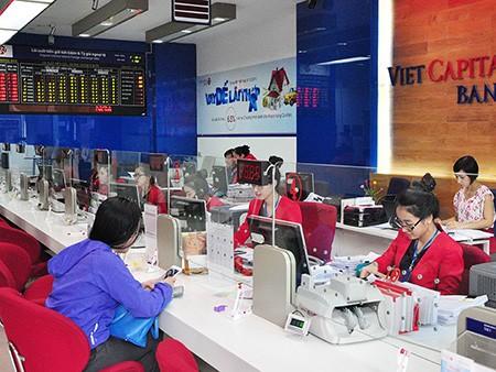 Viet Capital Bank tăng lãi suất tiền gửi 0,2%/năm