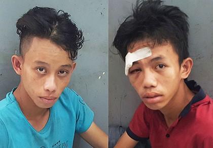 TP.HCM: Bắt hai anh em ruột rủ nhau đi cướp