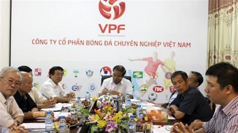VPF thay đổi nhân sự, chuẩn bị kế hoạch mùa giải 2016