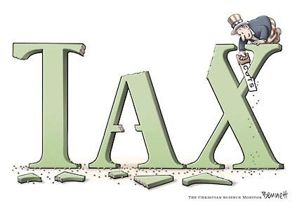 Cải cách thuế vẫn chưa đáp ứng được kỳ vọng