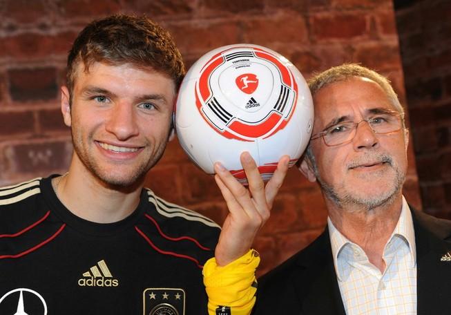 Huyền thoại Gerd Muller tròn 70 tuổi: Những kỷ lục ghi bàn khó phá