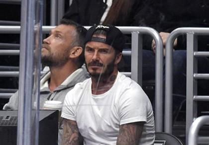 Có một quốc gia không biết Beckham là ai