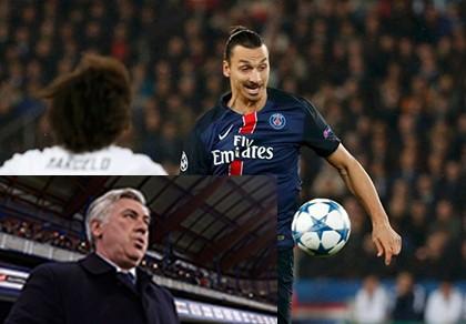 Tiết lộ: Ancelotti tái hiện vụ án 'chiếc giày bay' với Ibrahimovic