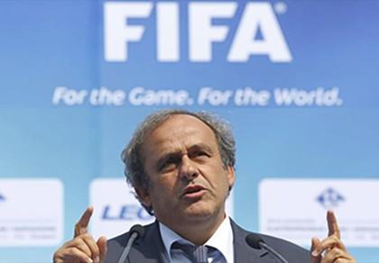 Vì scandal nhận hối lộ, Platini bị cấm tranh cử chức chủ tịch FIFA