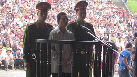 Hung thủ vụ thảm sát tại Yên Bái kháng cáo