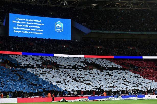 Giải Ngoại hạng Anh sẽ nghe quốc ca Pháp