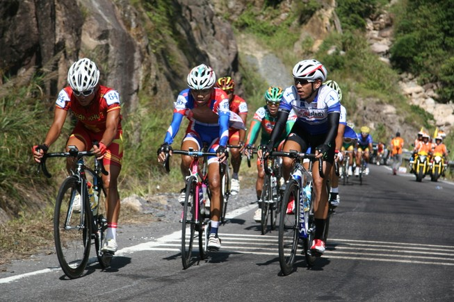 Giải xe đạp Nam Kỳ Khởi Nghĩa 2015: Dưỡng sức cho chặng quyết định