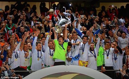 Top 10 CLB thành công nhất lịch sử Cúp châu Âu