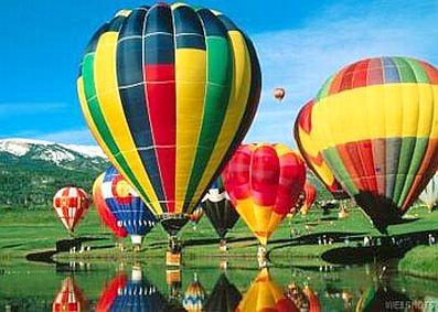 Bay miễn phí cùng khinh khí cầu tại 'Ngày Hữu nghị Quốc tế năm 2015'