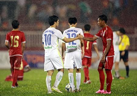 Nhìn lại cuộc rượt đuổi ngoạn mục giữa U21 HAGL và U21 Myanmar