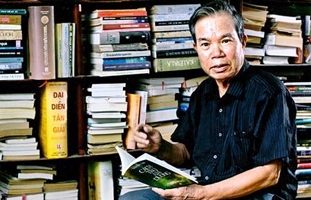 Nhà văn Ma Văn Kháng: 'Vụ Phan Huyền Thư chỉ là chuyện vặt'