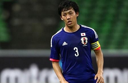 U-23 Nhật Bản mất thủ lĩnh trước trận giao hữu với U-23 Việt Nam