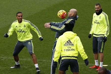 AS Roma - 'Thuốc' thử liều cao của Real Madrid
