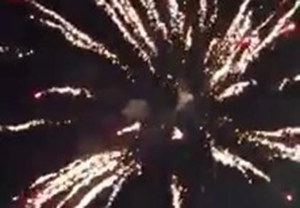 Công an vào cuộc vụ bắn pháo hoa tại tiệc cưới con gái đại gia