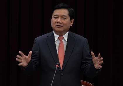 Bí thư Đinh La Thăng: Luôn sẵn sàng vì sự thịnh vượng của TP.HCM