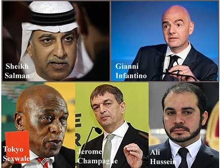FIFA tìm minh chủ mới